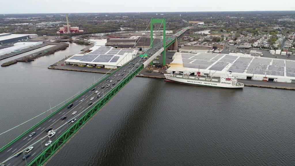 Why Is the Walt Whitman Bridge Painted Green?